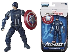 """Picture of Avengers Marvel Legends Video Game Captain America 6"""" Figure"""
