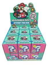 Picture of Mario Kart Mstery Blind Box Racing Cup Candy Tin