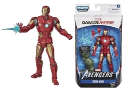 """Picture of Avengers Marvel Legends Video Game Iron Man 6"""" Figure"""