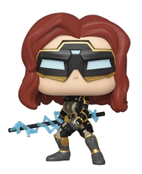 Picture of Pop Marvel Avengers Game Black Widow Stark Tech Suit Vinyl Figure