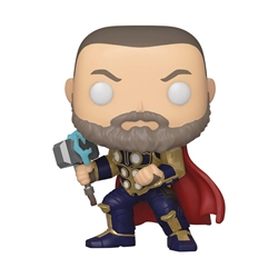 Picture of Pop Marvel Avengers Game Thor Stark Tech Suit Vinyl Figure