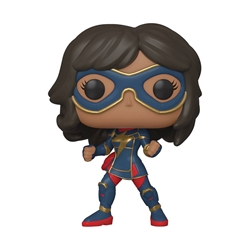 Picture of Pop Marvel Avengers Game Kamala Khan Stark Tech Suit Vinyl Figure