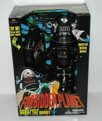 Picture of Forbidden Planet Robby the Robot Remote Control Action Figure