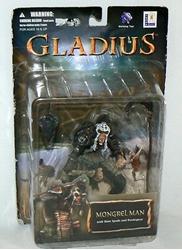 Picture of Gladius Mongrel Man Action Figure