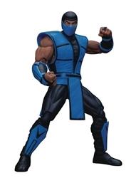 Picture of Mortal Kombat 3 Sub-Zero Storm Collectibles Action Figure
