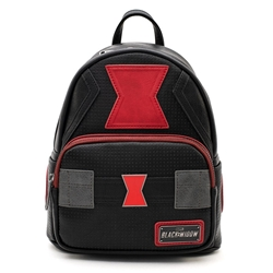 Picture of Marvel Black Widow Cosplay Mini Backpack