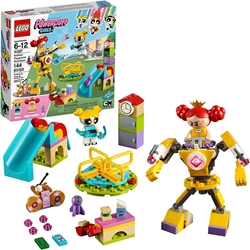 Picture of LEGO Powerpuff Girls Bubbles' Playground Showdown