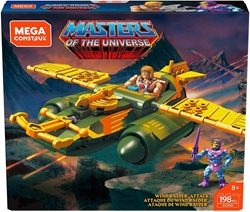 Picture of Mega Construx Masters of the Universe Wind Raider Attack 198 Pcs