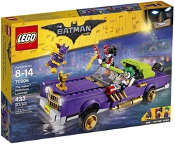 Picture of LEGO Batman Movie The Joker Notorious Lowrider 433 Pcs