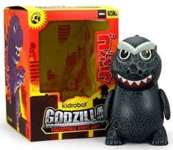 "Picture of Godzilla 1954 8"" Art Figure"