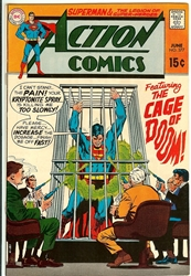 Picture of Action Comics #377