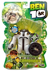 Picture of Ben 10 Cannonbolt Alien Collection with Collectable Lenticular Card