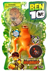 Picture of Ben 10 Wildmutt Alien Collection with Collectable Lenticular Card