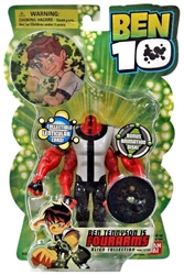 Picture of Ben 10 Fourarms Alien Collection with Collectable Lenticular Card