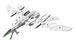 Picture of Air Fighter White 30MM 1/144 Model Kit