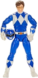 "Picture of Power Rangers Mighty Morphin Blue Ranger Lightning Collection 6"" Action Figure"