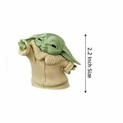 Picture of Star Wars Mandalorian Child Force Bounty Collection Vinyl Figure
