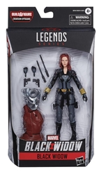 "Picture of Black Widow Legends 6"" Figure"