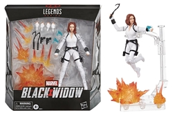 "Picture of Black Widow Legends 6"" Deluxe Action Figure"