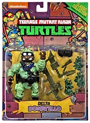 Picture of Teenage Mutant Ninja Turtles Delta Donatello Classic Collection