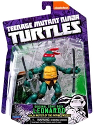 Picture of Teenage Mutant Ninja Turtles Original Comic Book Leonardo