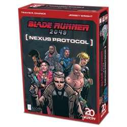 Picture of Blade Runner 2049 Nexus Protocol Card Game