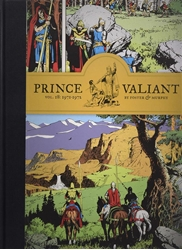 Picture of Prince Valiant Vol 18 HC 1971-1972