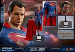Picture of Superman Justice League Hot Toys 1/6 Scale Figure