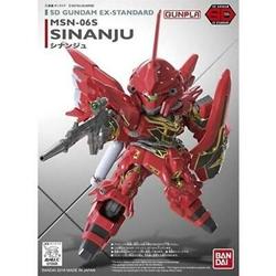 Picture of Gundam Sinanju SD EX-Standard Model Kit