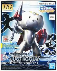 Picture of Gundam Build Fighters Petitt'Gguy Justi'Gguy HGPG 1/144 Model Kit