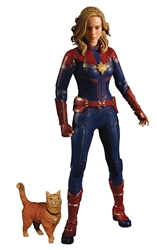 Picture of Captain Marvel One-12 Collective Action Figure