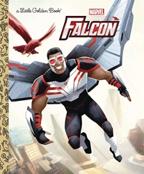 Picture of Falcon Little Golden Book