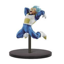 Picture of Dragon Ball Super Saiyan God Vegeta Figure
