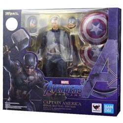 Picture of Captain America Final Battle Avengers Endgame s.h.Figuarts Figure