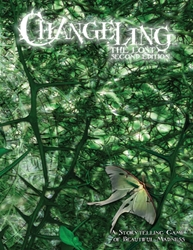 Picture of Changeling RPG Lost Second Edition HC