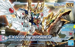 Picture of Gundam Build Divers Re:Rise EX Valkylander SD Model Kit