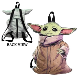 Picture of Star Wars Mandalorian Child Plush Backpack