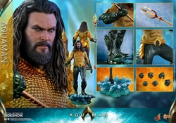 Picture of Aquaman Hot Toys Sixth Scale Figure