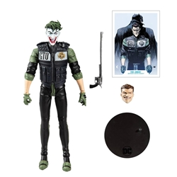 Picture of Joker Batman White Knight DC Multiverse Action Figure