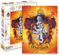 Picture of Harry Potter Gryffindor 500-Piece Puzzle