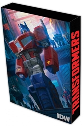 "Picture of Comic 1.5"" Stor-Folio Transformers"