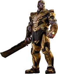 Picture of Avengers Endgame Thanos Hot Toys Action Figure