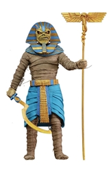 """Picture of Iron Maiden Pharaoh Eddie Powerslave 8"""" Clothed Figure"""