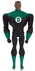 Picture of Green Lantern John Stewart Justice League Figure