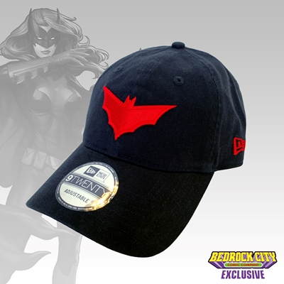 Picture of Batwoman Symbol 9Twenty 920 Bedrock City Exclusive Cap
