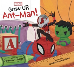 Picture of Grow Up, Ant-Man! HC