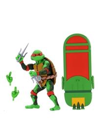 "Picture of Teenage Mutant Ninja Turtles Raphael Turtles in Time 7"" Action Figure"