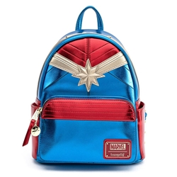 Picture of Marvel Captain Marvel Classic Cosplay Mini Backpack