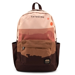 Picture of Star Wars Han Tatooine Landspeeder Nylon Backpack