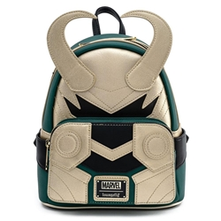 Picture of Marvel Loki Classic Cosplay Mini Backpack